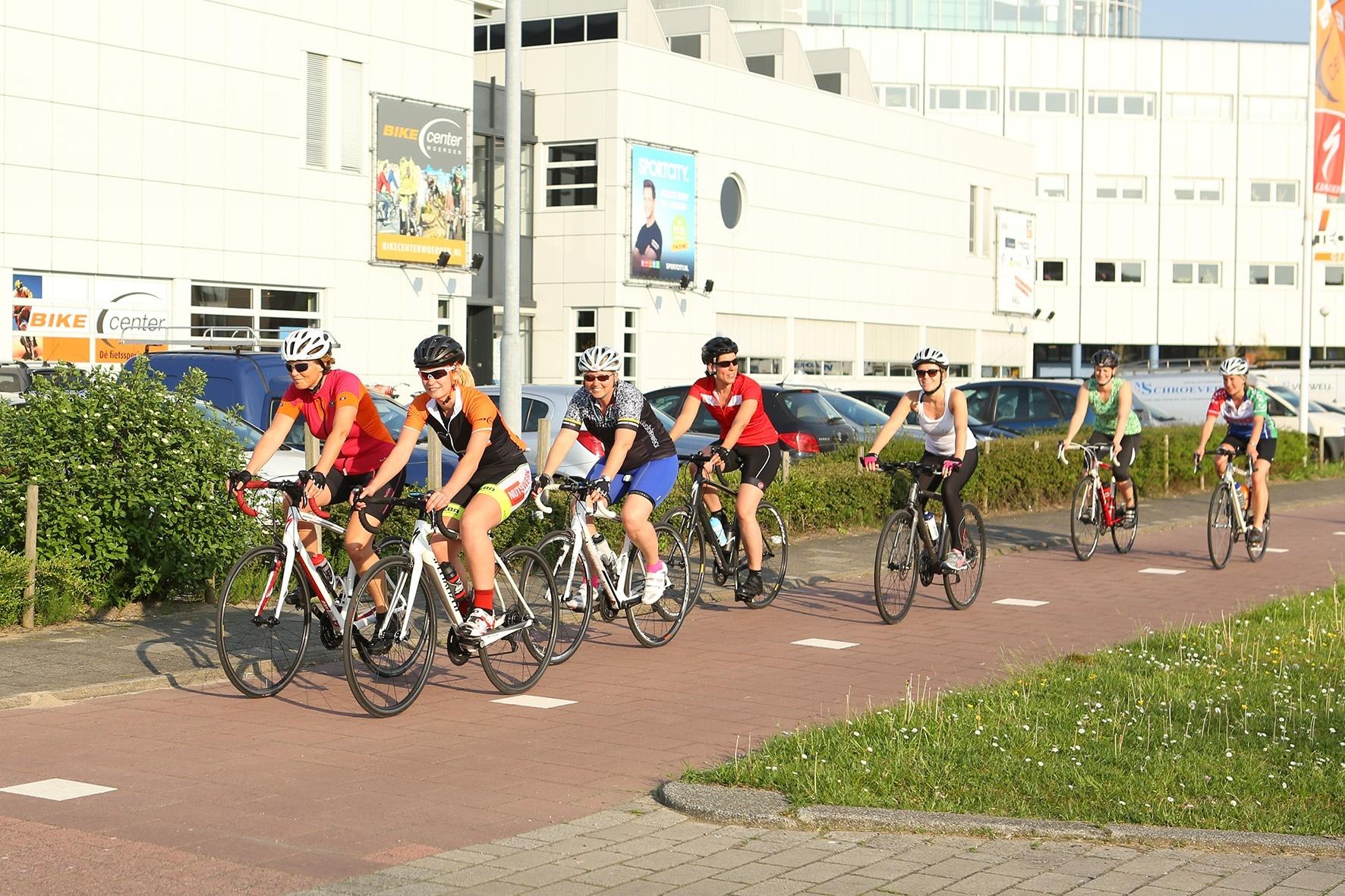 Bike Center ladysride